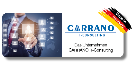 Link CARRAN IT-Consulting Hauptwebseite