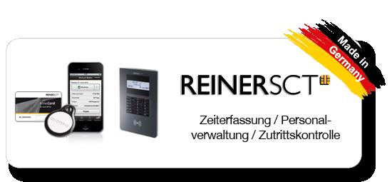 REINER SCT - Zeiterfassung / Personalverwaltung / Zutrittskontrolle