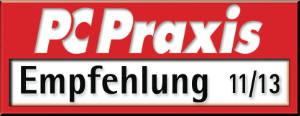 Logo Empfehlung PC Praxis